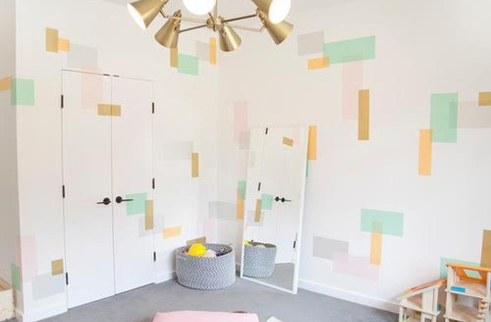 Decorated kids room from Houzz