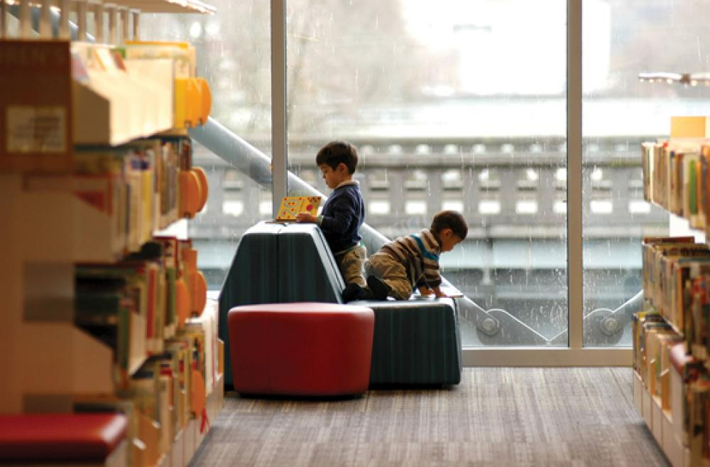 Renton-library-best-seattle-area-libraries-kids-destinations