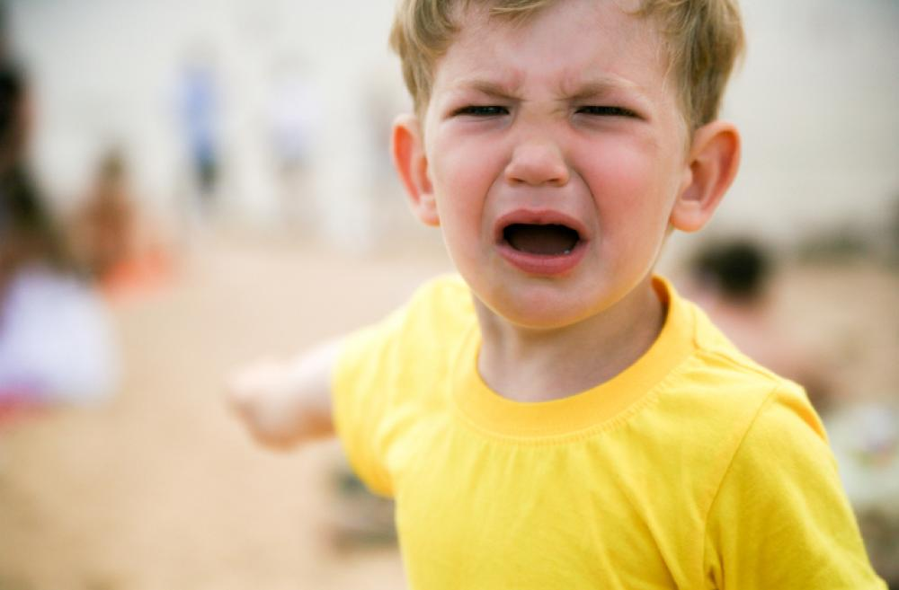 7 Parenting Tips for Managing the Meltdowns of Easily Distressed