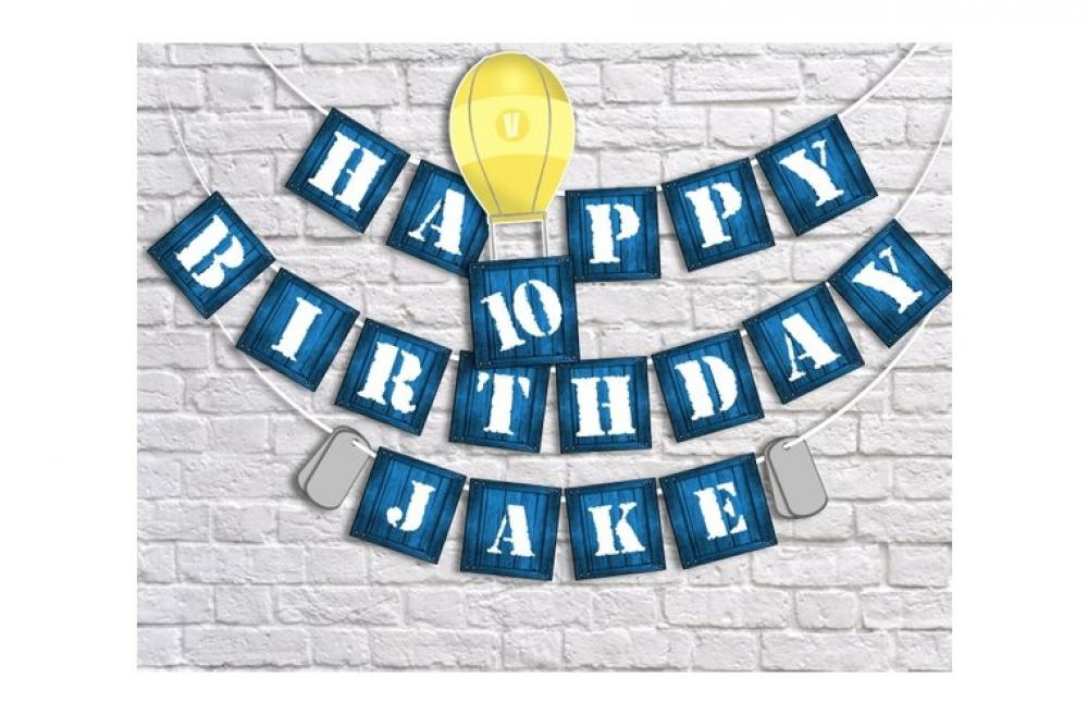 7 fantastic fortnite birthday party ideas - fortnite birthday party printables free