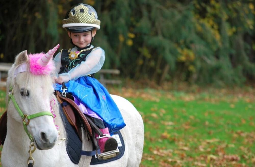 Farrel-McWhirter Pony Ride.