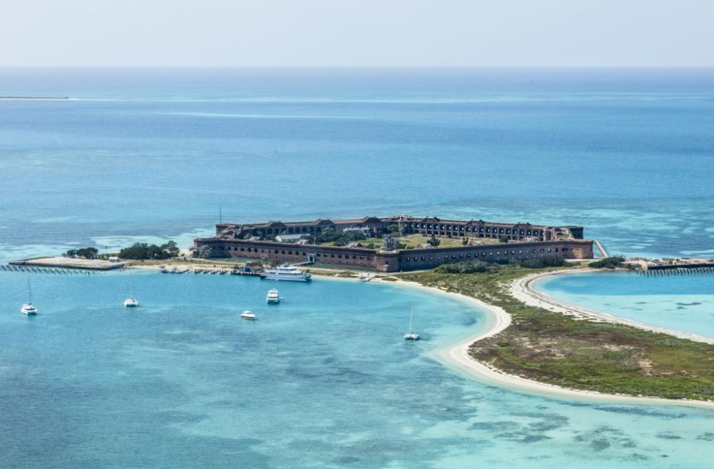 Dry-tortugas-national-park-dream-destinations-to-fantasize-about-coronavirus-quarantine