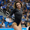 Katelyn Ohashi doing a floor routine