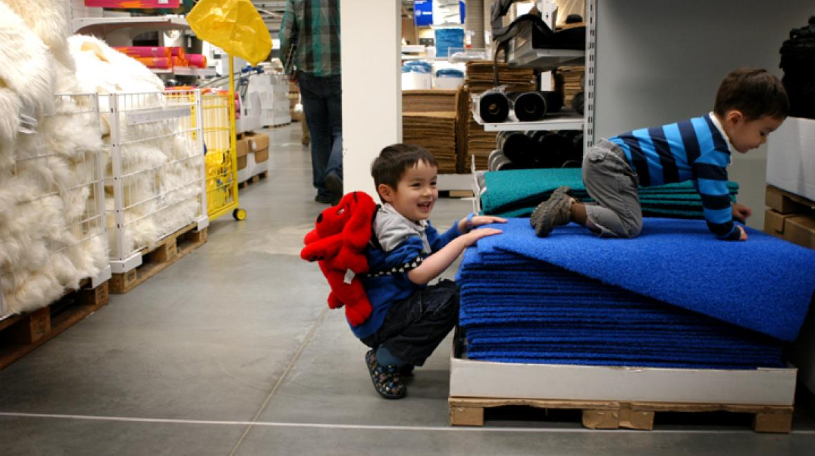 Shopping For Fun At The New Ikea 6 Takeaways Parentmap