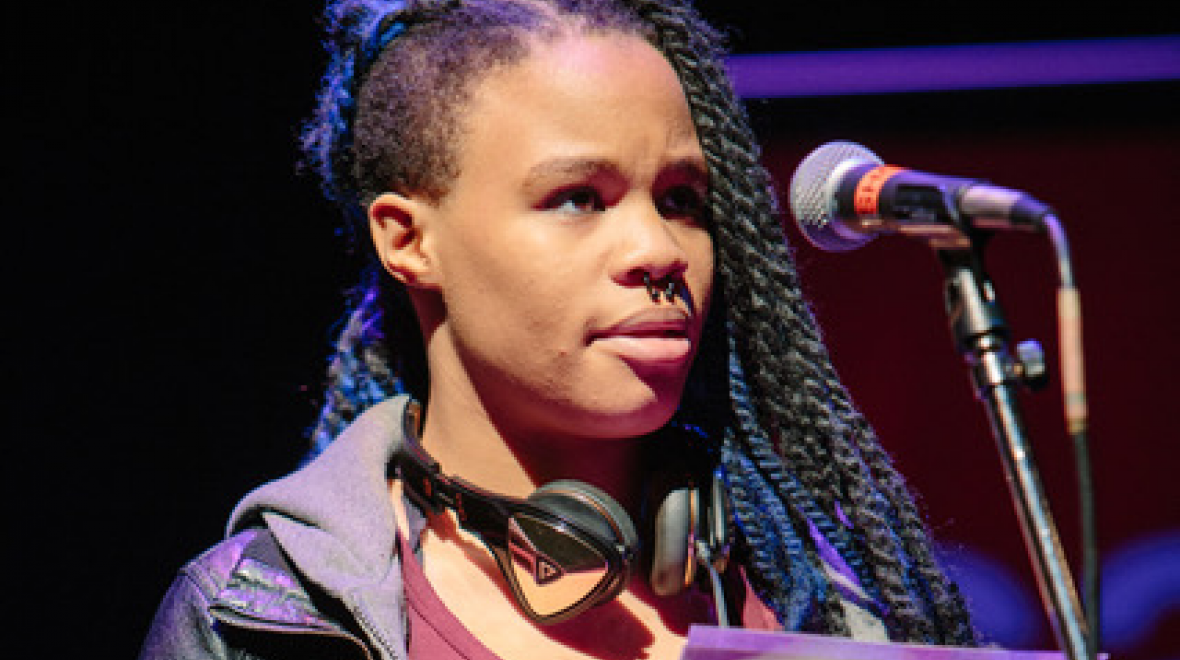 Seattle's Youth Poet Laureate Angel Gardner