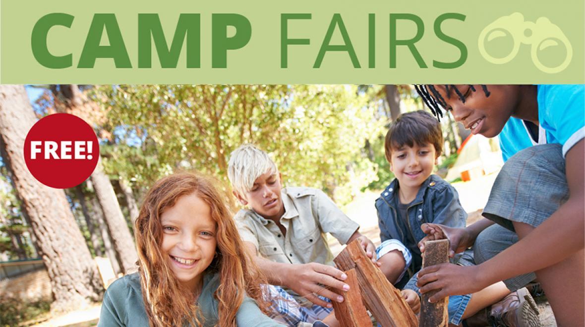 Camp Fairs - FREE