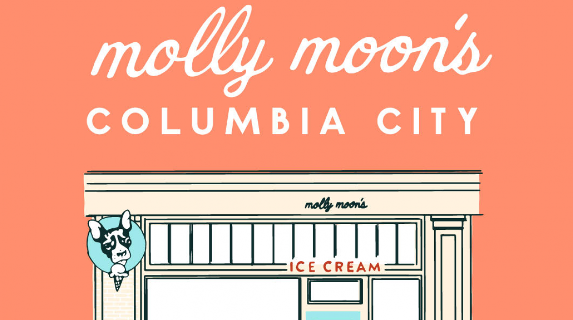 Molly Moon's Columbia City opening