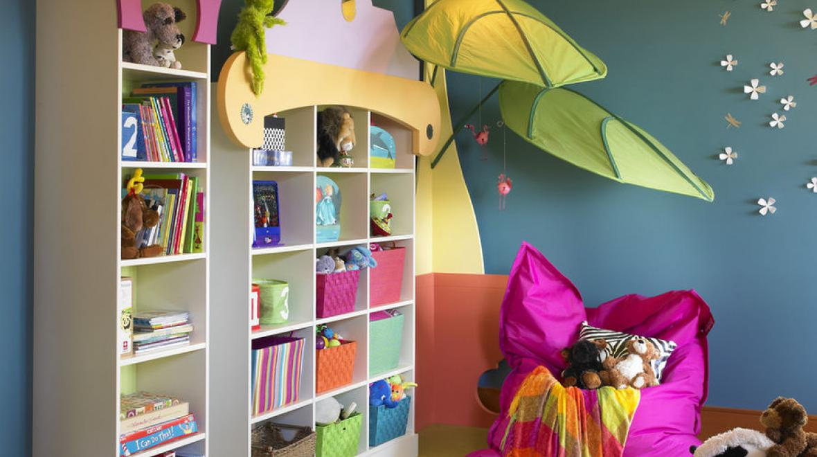 Houzz real kids' room 2