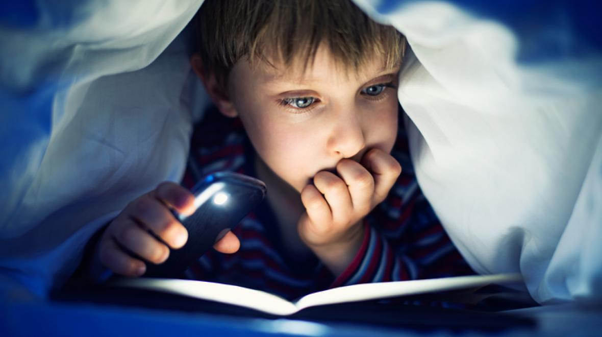 Reading under the covers