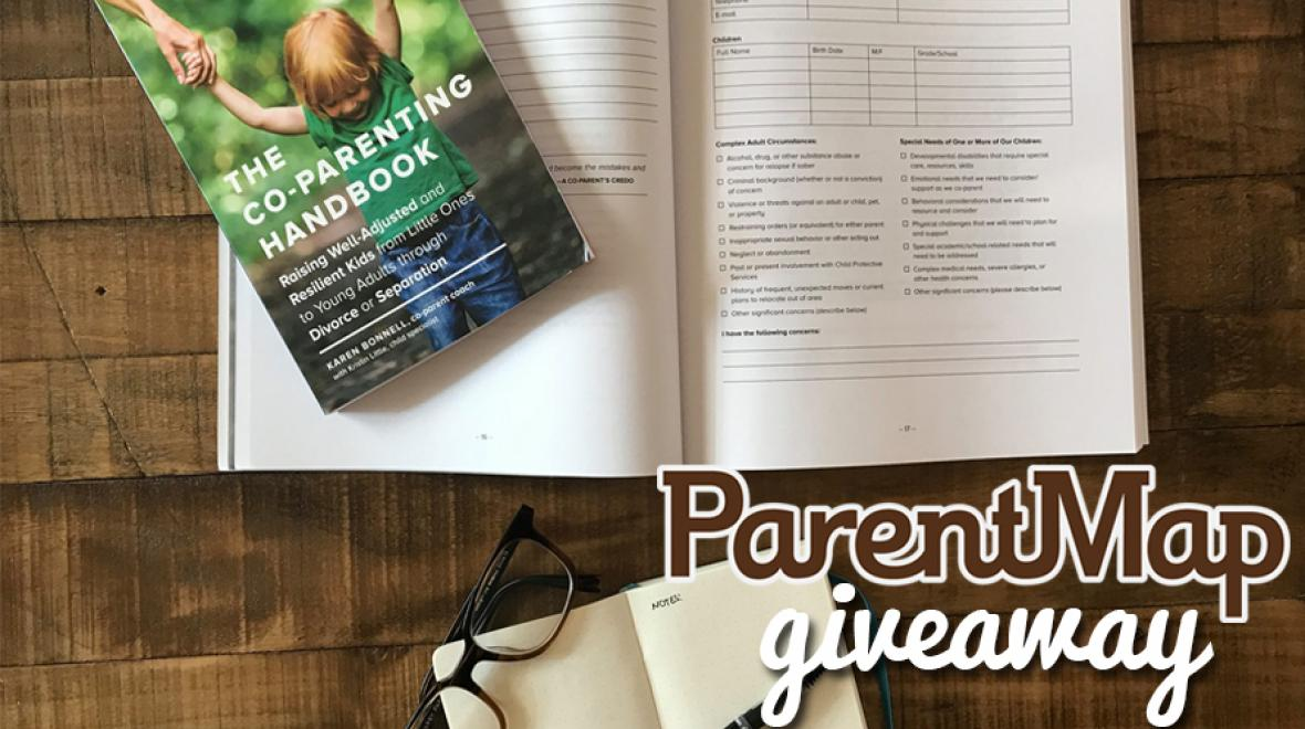 Giveaway: 'The Co-Parenting Handbook'