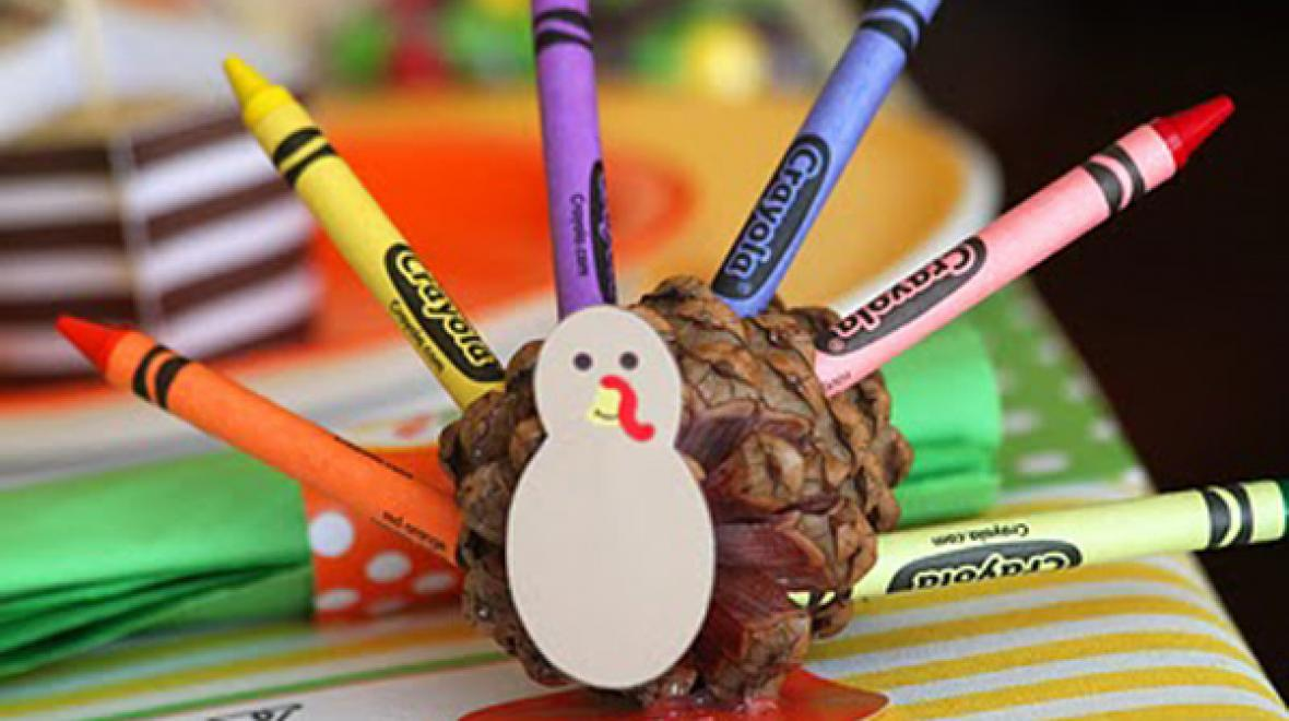 15 Thanksgiving Decorations That Kids Can Make Parentmap