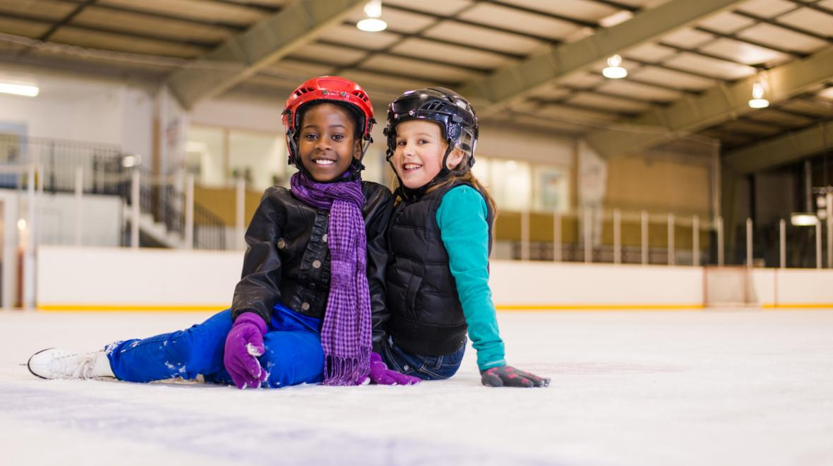 Young Kids Are Being Shuffled From One Activity To Another In >> 8 Pro Tips For Teaching Kids To Ice Skate Parentmap