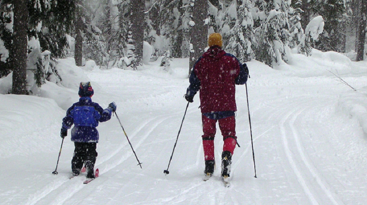 Making Tracks: Cross-Country Skiing for Seattle-Area Kids