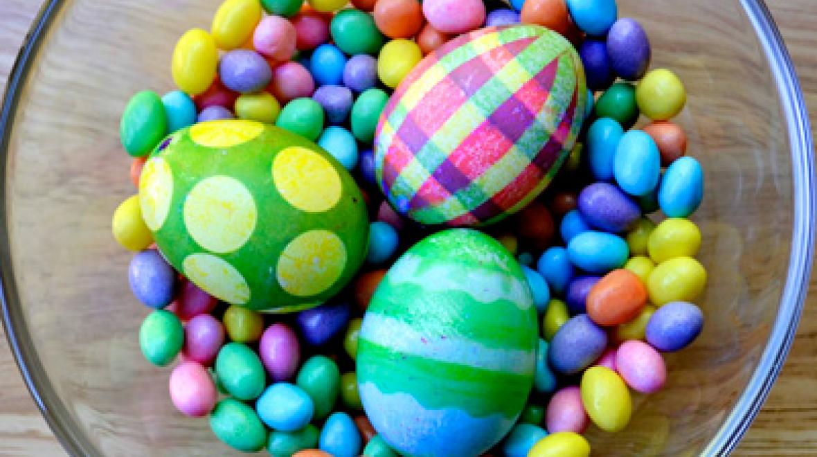 14 Easter Egg Ideas