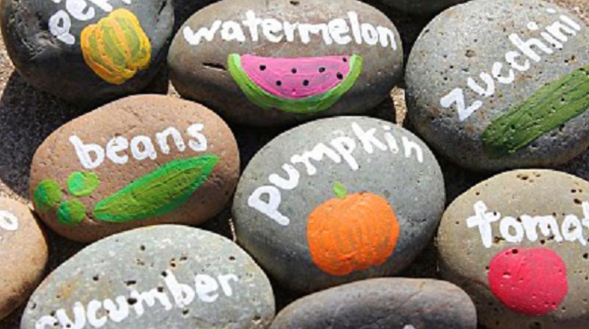 14 Garden Crafts For Kids