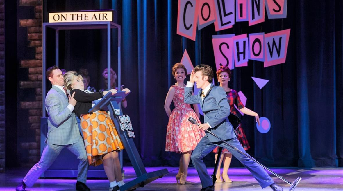 Cast of Hairspray at Village Theatre