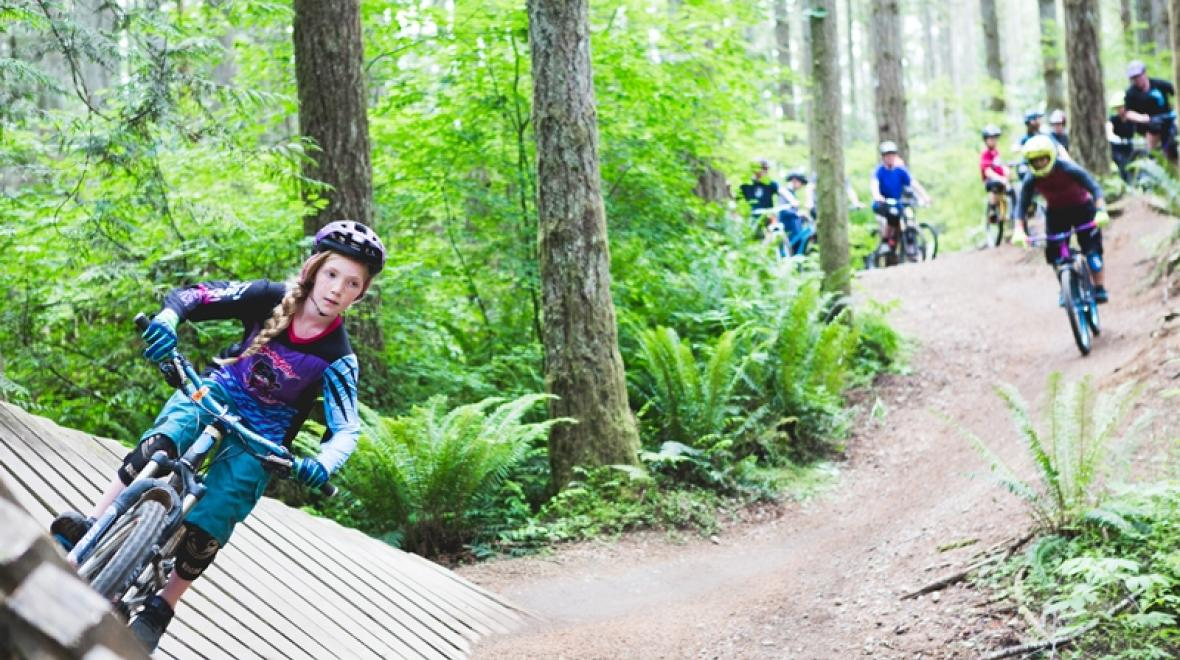 Thrill Ride! Where and How to Try Mountain Biking as a