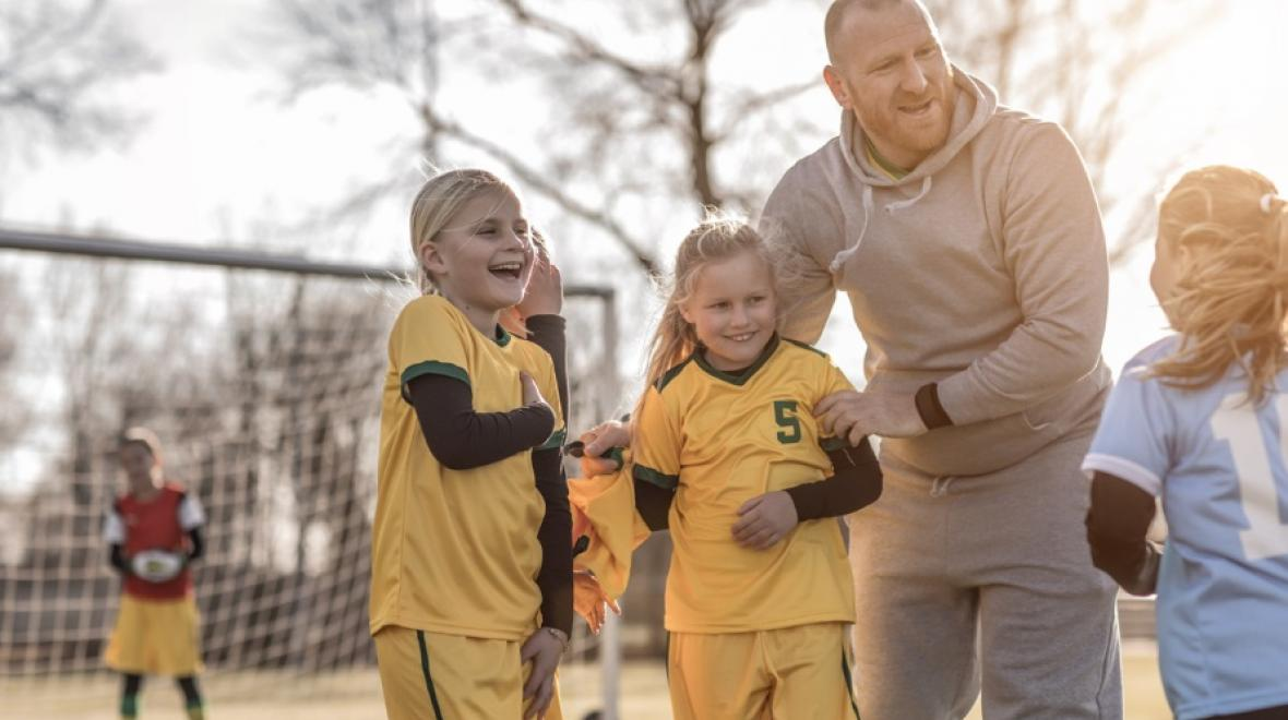 6 Tips to Being a Good Parent Coach of Youth Sports