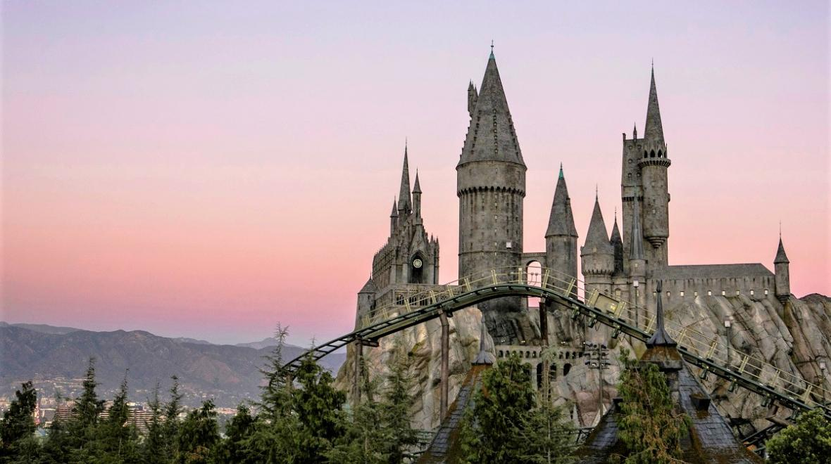 Flight of the Hippogriff at Universal Studios Hollywoods best tips for family visit