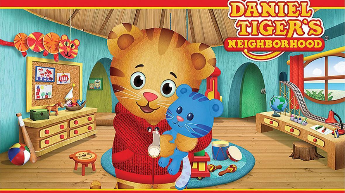 Incredible 10 Grr Ific Ideas For A Daniel Tiger Birthday Party Parentmap Funny Birthday Cards Online Elaedamsfinfo