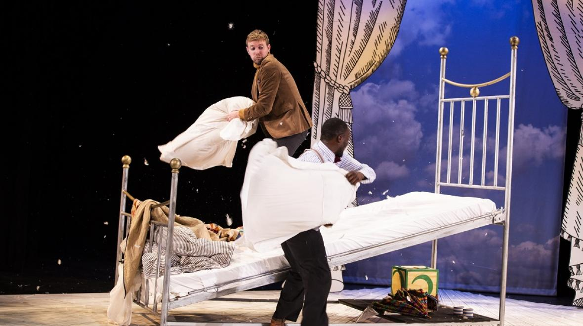 The Velveteen Rabbit at Seattle Children's Theatre review