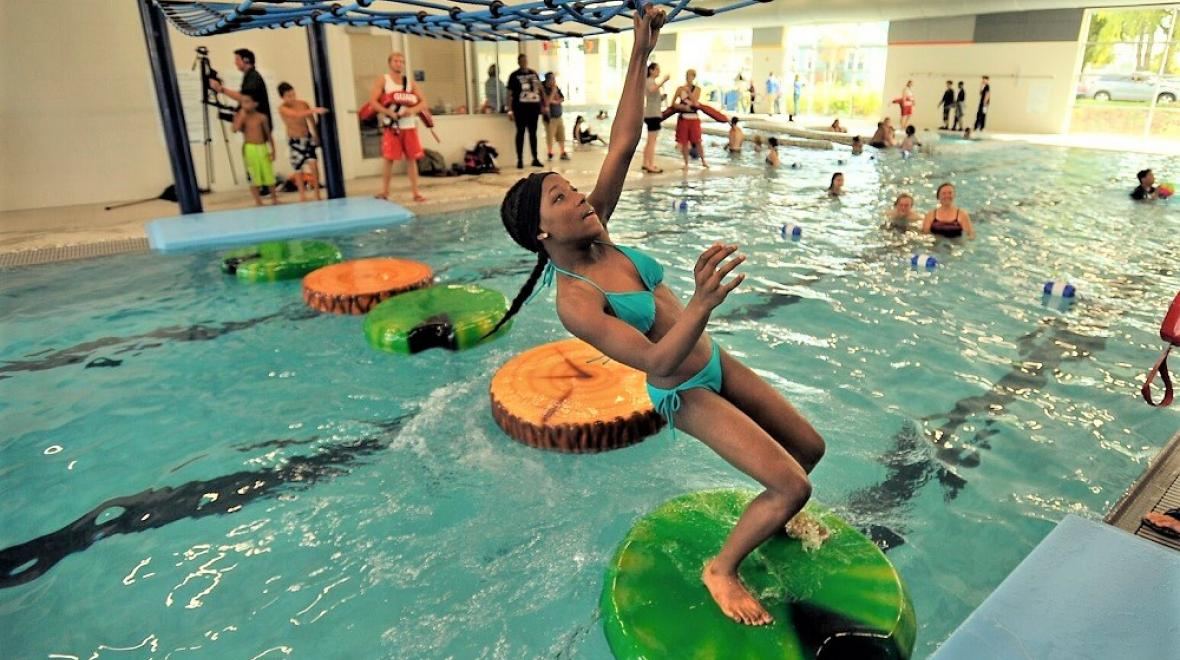 Peopleu0027s Pool In Tacoma Among Best Indoor Pools For Puget Sound And Seattle  Area Kids And