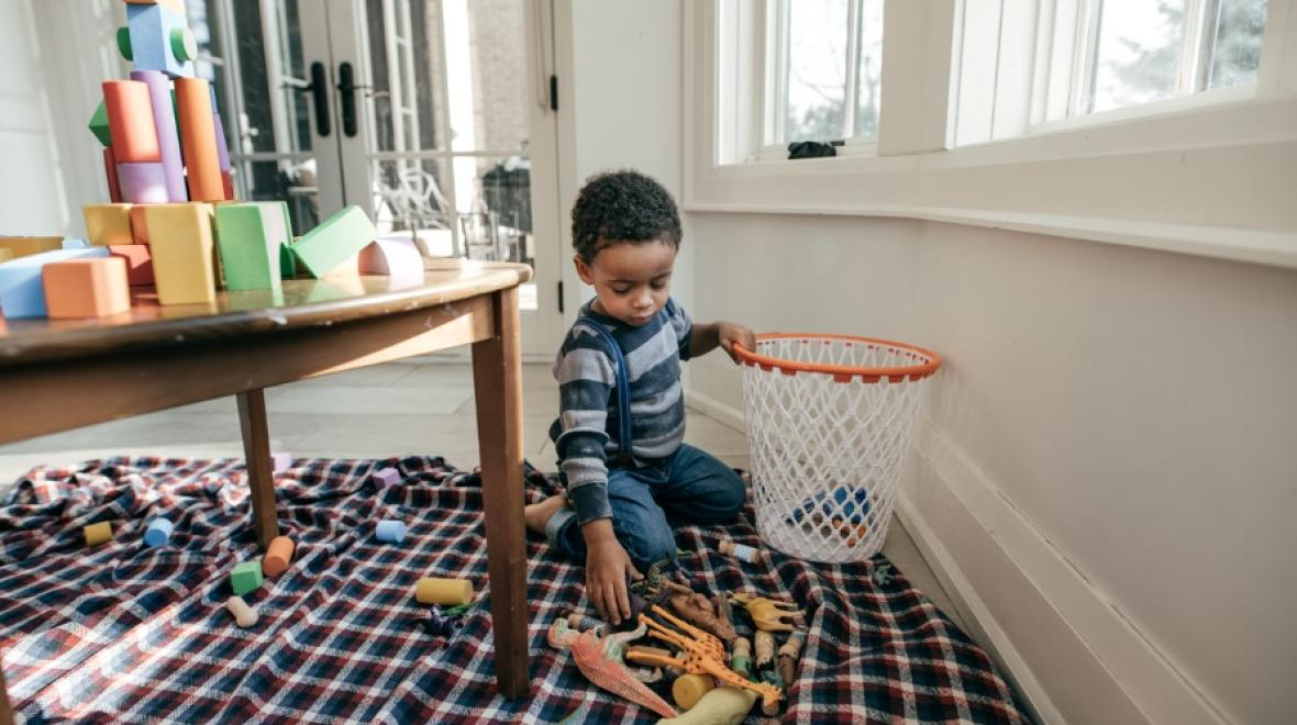 6 Secrets to Spring Cleaning With the Kids  a02c25dd70e8