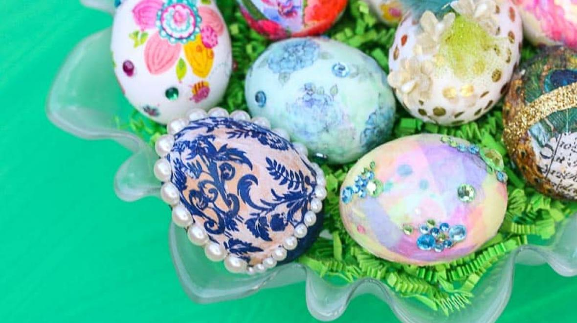 15 Easter Egg Ideas