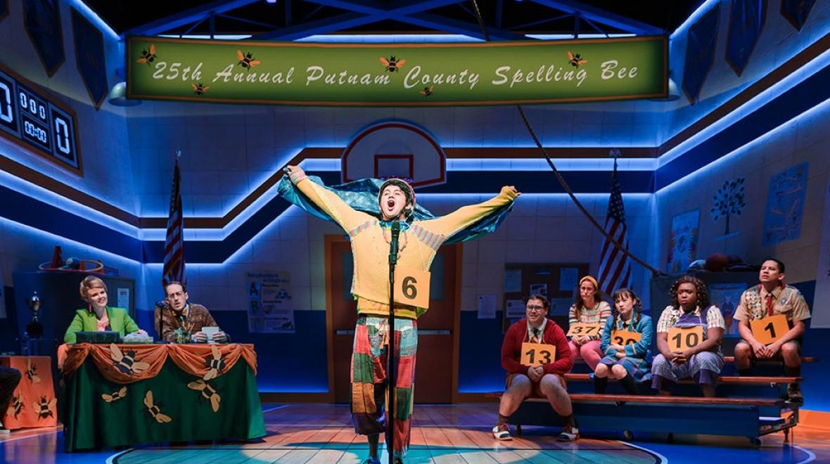 Village-Theatre-25th-annual-putnam-county-spelling-bee-review