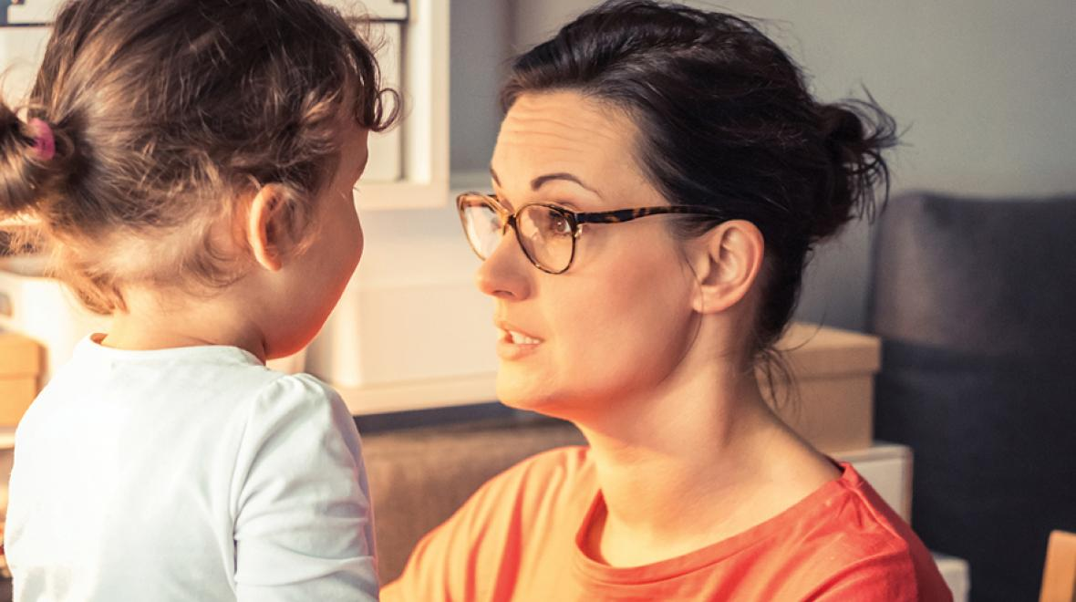 7 Parenting Tips for Managing the Meltdowns of Easily Distressed Children | ParentMap