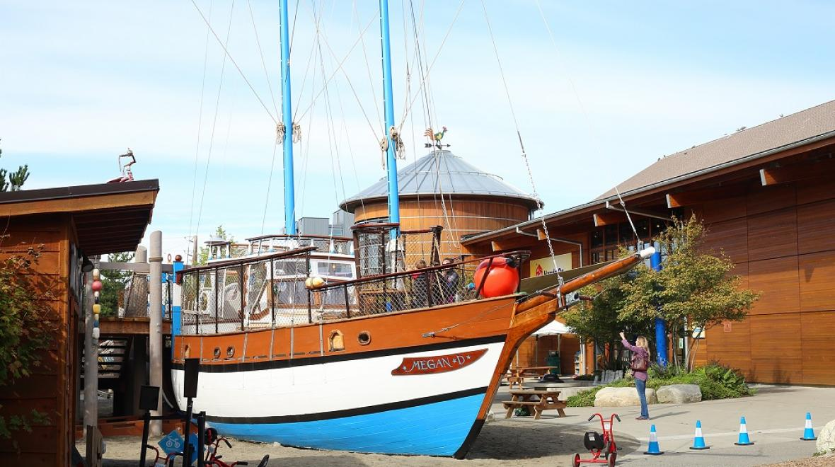 New-Megan-D-ship-Hands-On-Children's-Museum-outdoor-play-area-Olympia