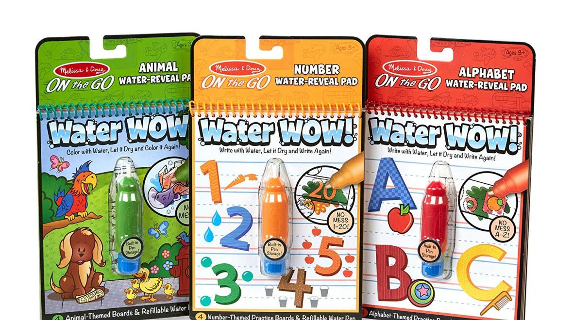 Water Wow Books