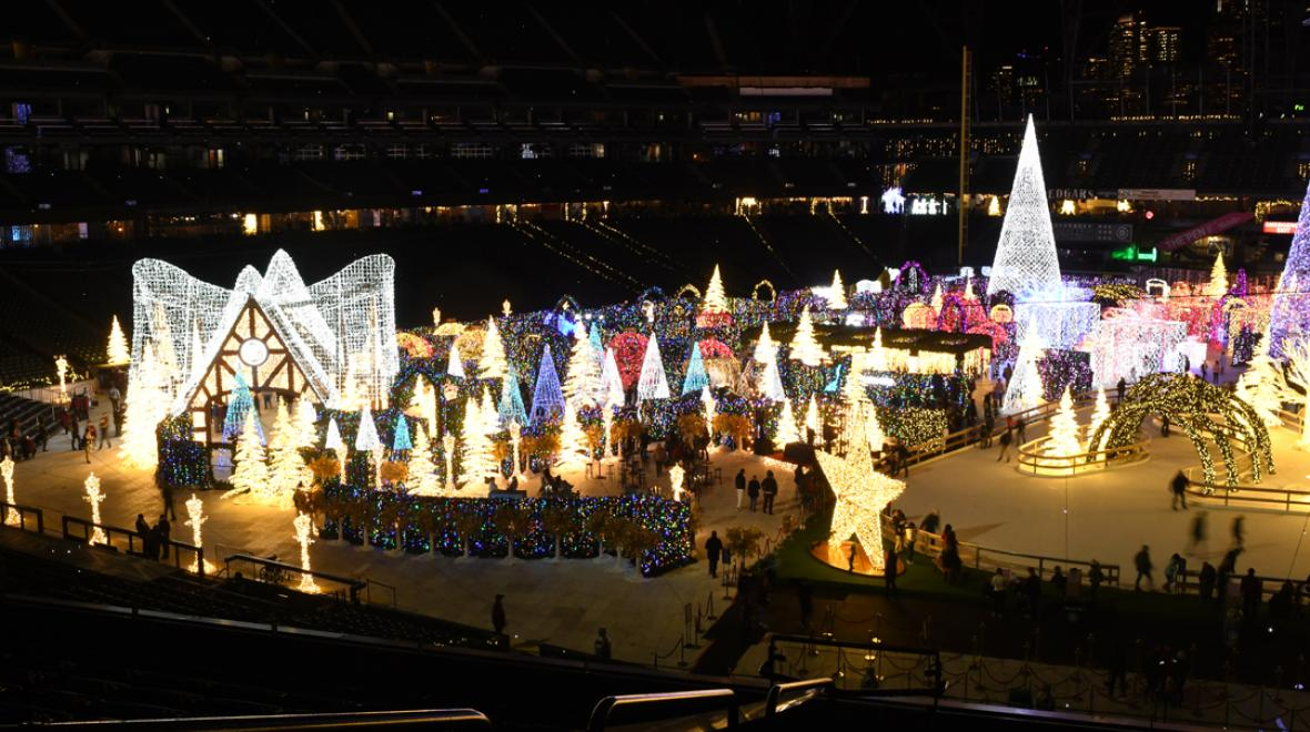 Christmas Lights Seattle 2020 Enchant Seattle Is Back: Is It Better Than Ever? | ParentMap