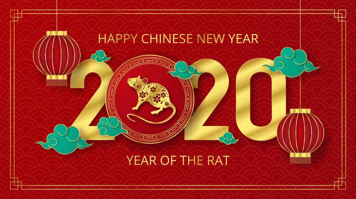 Chinese New Year: The Year of the White Metal Rat