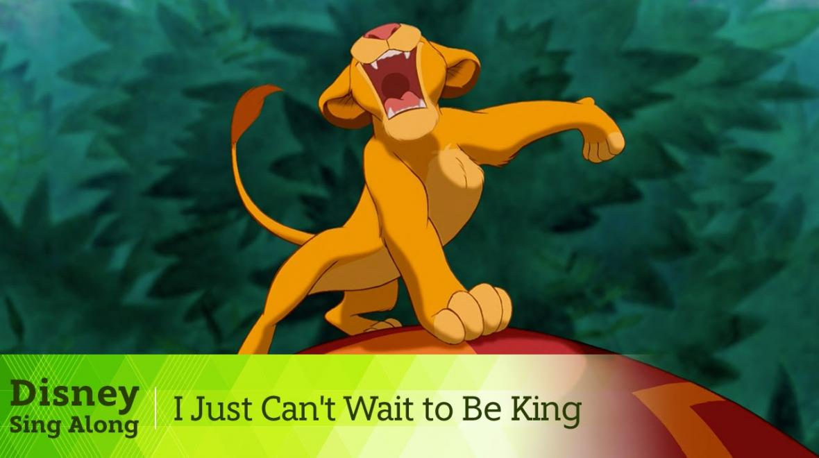 Image result for lion king sing along