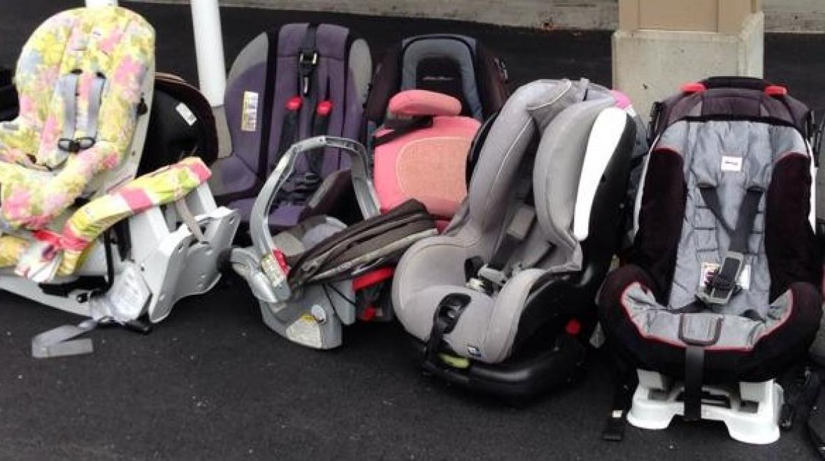 Car Seat Disposal >> Booster Car Seat Recycling Drive Seattle Area Family Fun