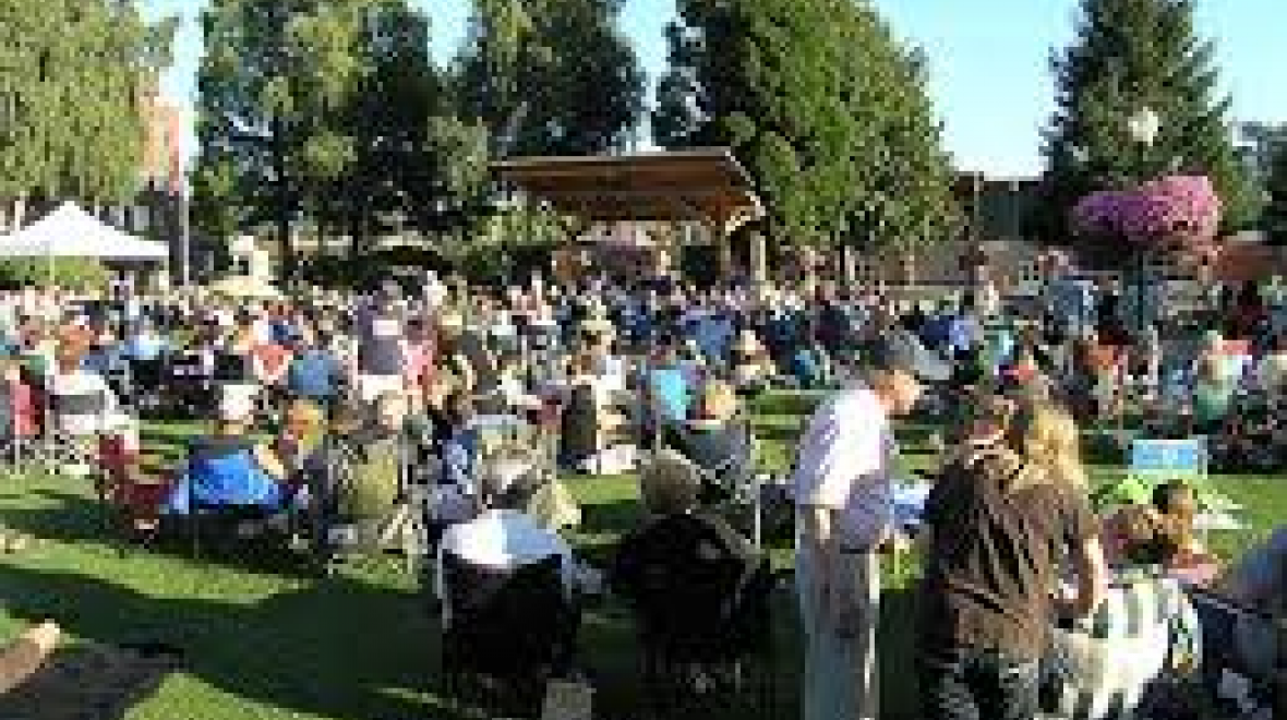 Puyalljp Park Halloween 2020 Puyallup Concerts in the Park | Seattle Area Family Fun Calendar