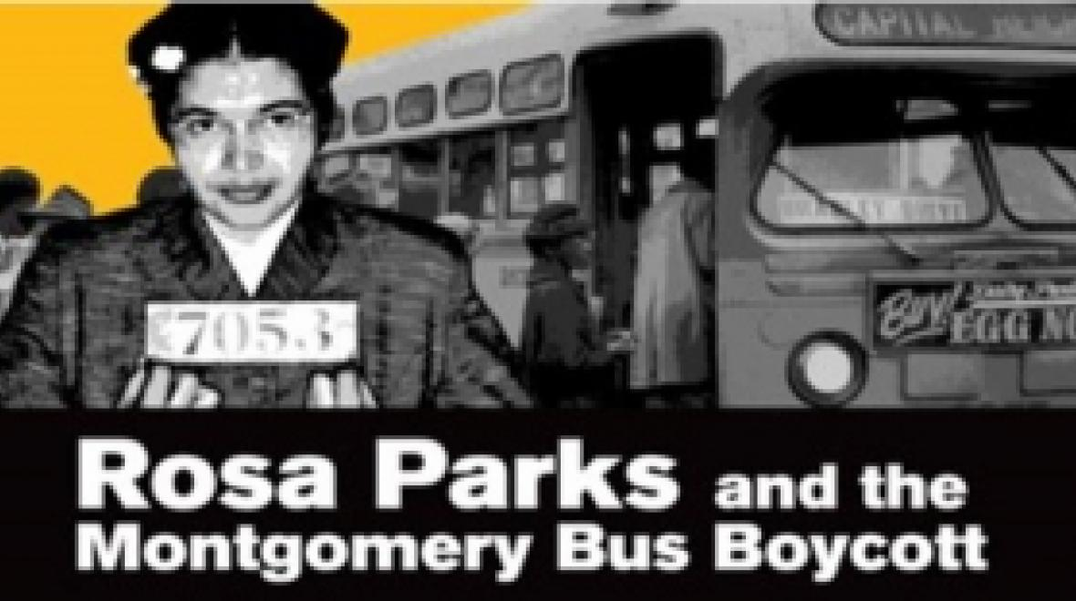 Rosa Parks, a black woman, refuses to surrender her seat on a public bus to a white man. Her arrest proved to be a tipping point in ...