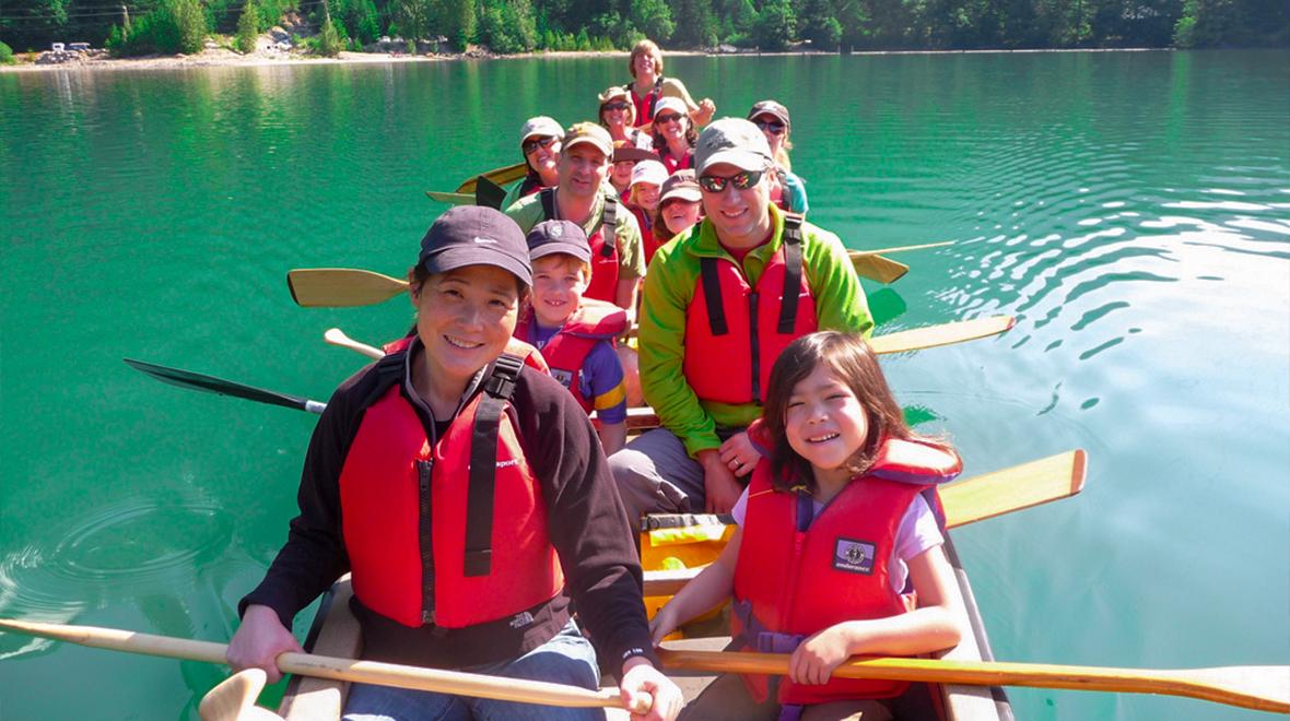 North Cascades Institute - Family Getaways