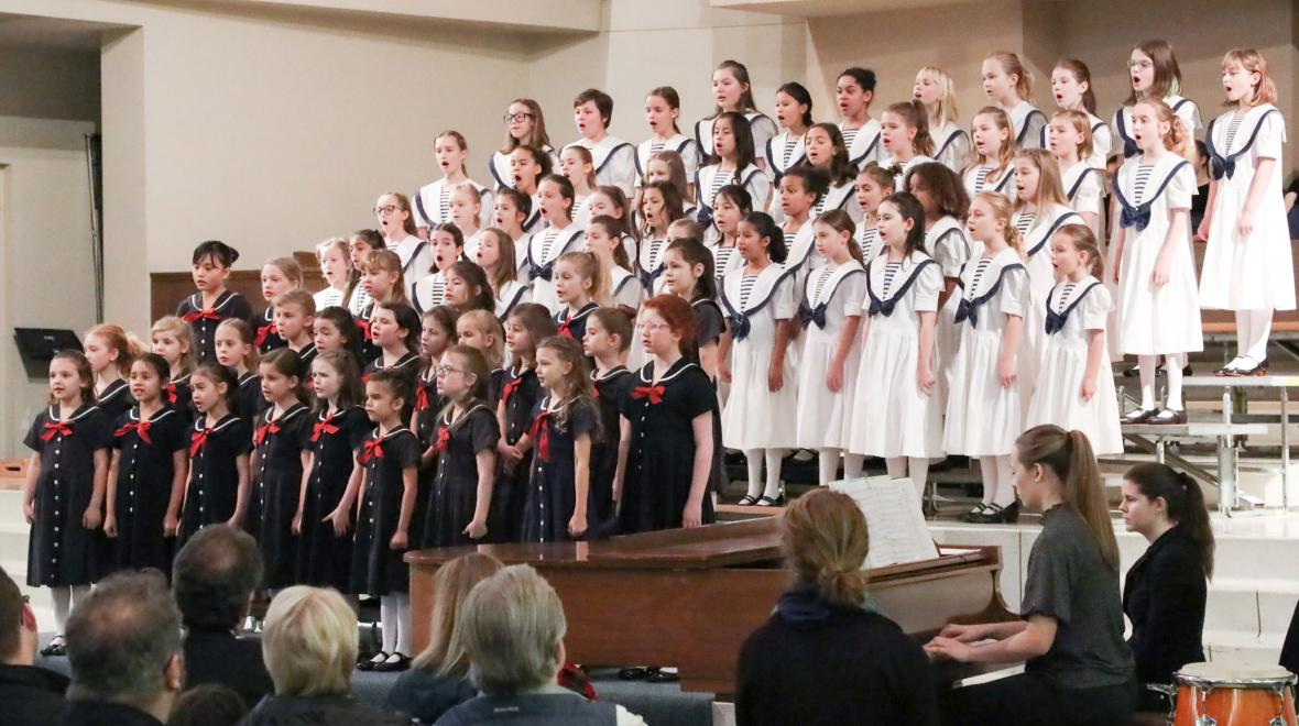 Seattle Girls Choir