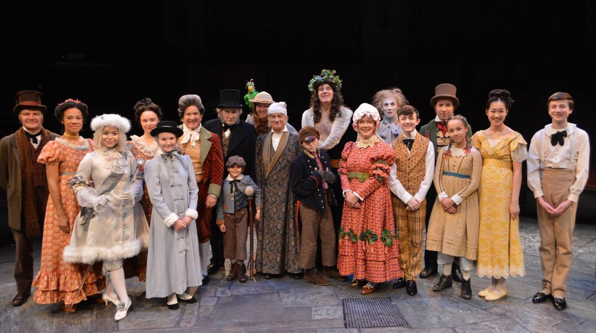 A Christmas Carol' Radio Play by ACT Theatre | Seattle Area Family