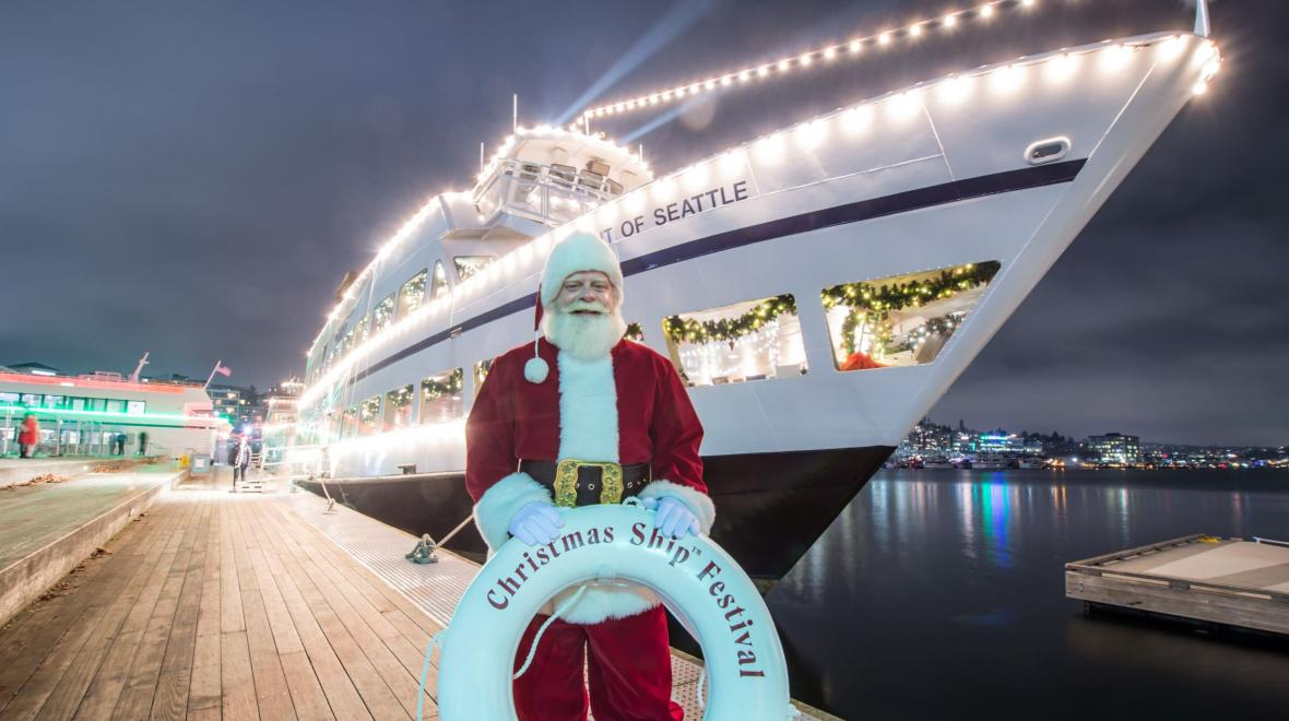 Christmas Ship™ Festival | Seattle Area Family Fun Calendar