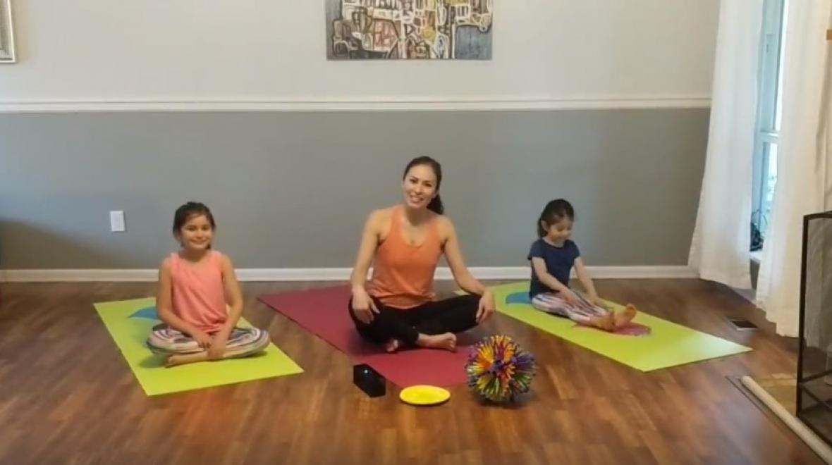 Happy Seeds Virtual Family Yoga With The North Kirkland Community Center Seattle Area Family Fun Calendar Parentmap
