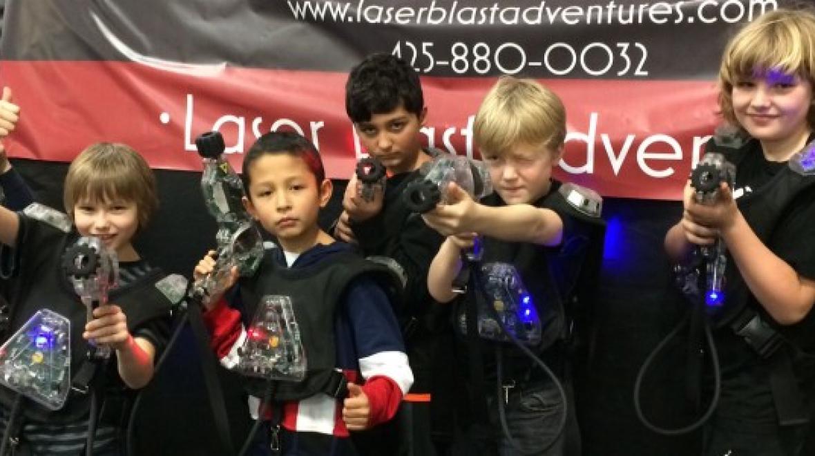 International Laser Tag Day! | Seattle Area Family Fun Calendar