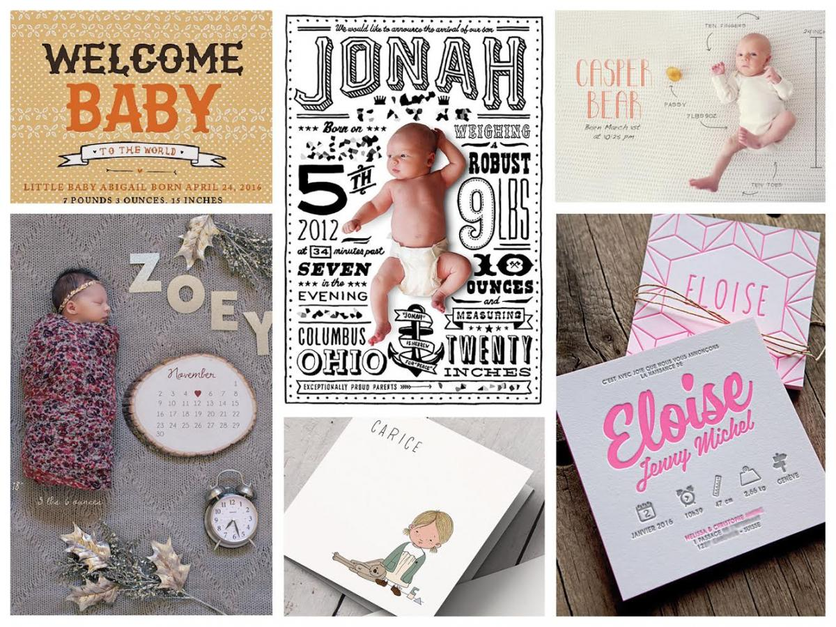 dcc0bf4f70289 Oh, baby! 11 Adorable Ways to Welcome Your New Baby | ParentMap