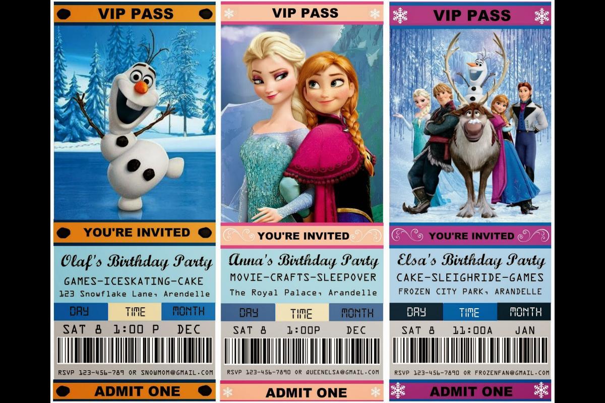 Frozen Fun 9 Kids Birthday Party Ideas Parentmap