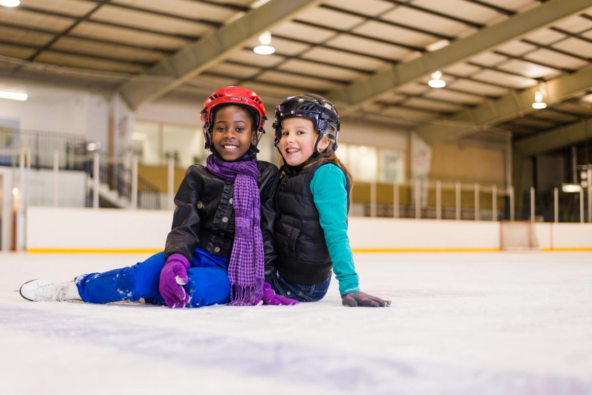 How to dress properly on the rink