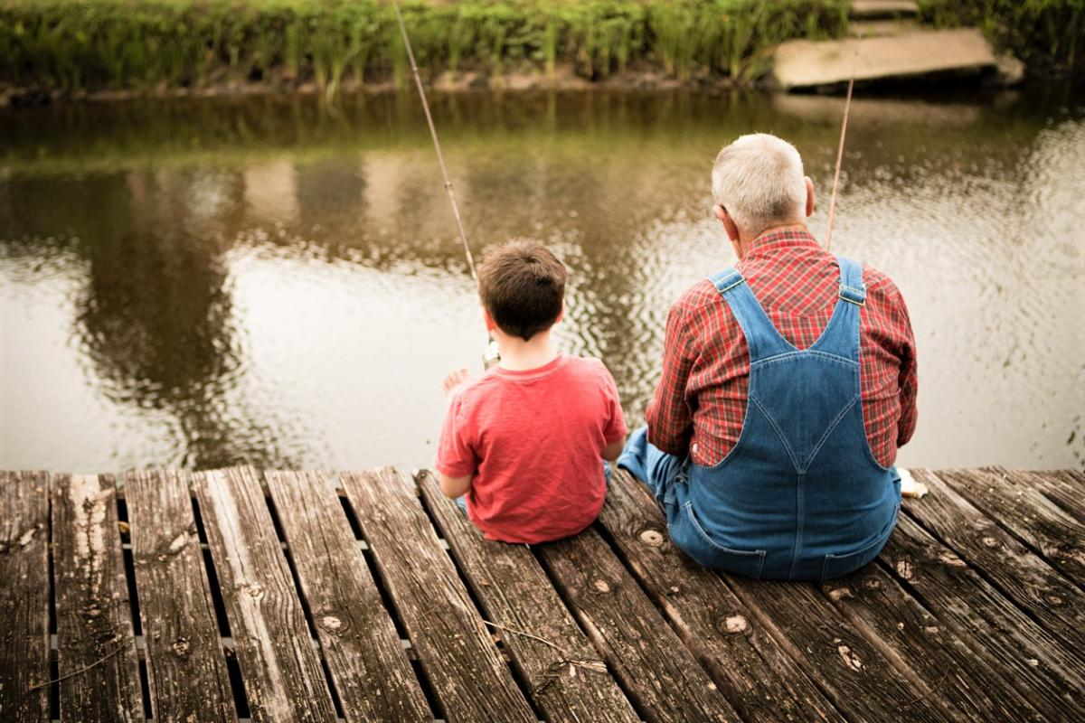 Go Fish 11 Spots To Try Fishing Around Seattle Parentmap