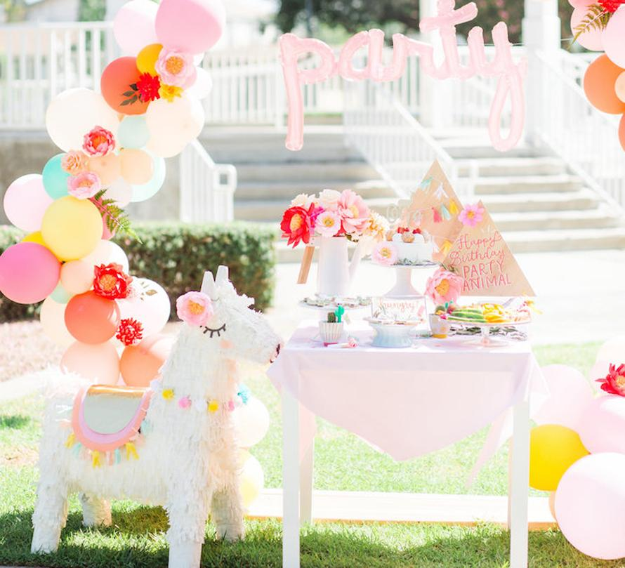 10 Trendy Birthday Party Themes For 2019