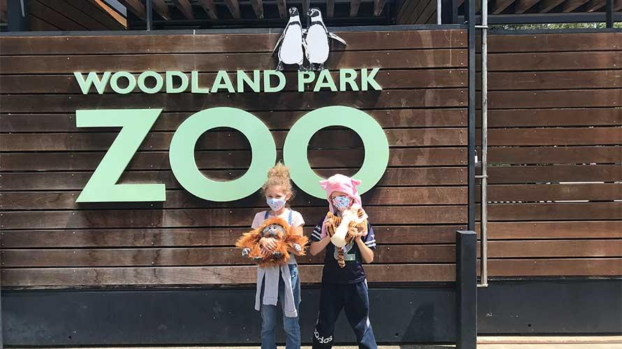 One Family S Visit To Seattle S Reopened Woodland Park Zoo Parentmap